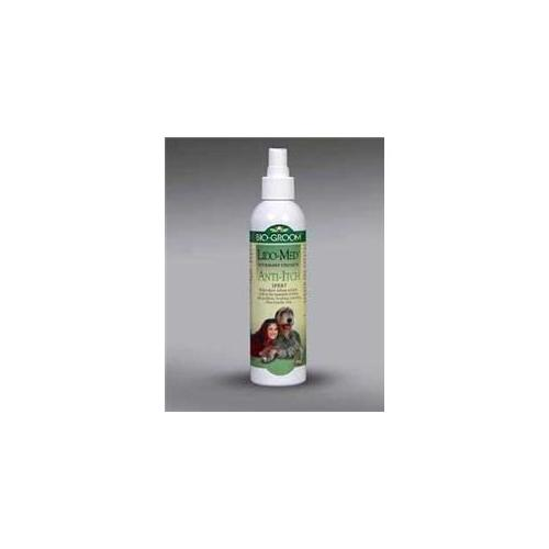 Bio-Groom DBB52608 Lido Med Anti Itch Spray