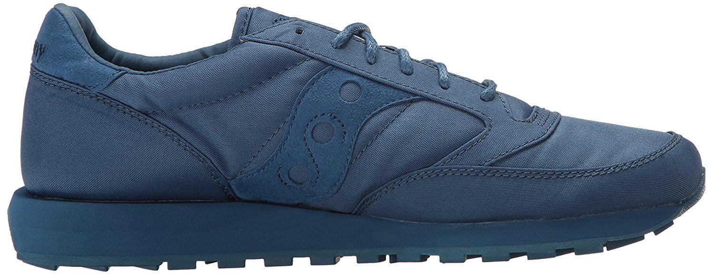 premium selection f95b0 a4bd1 Saucony Mens Jazz Original Low Top Lace Up Fashion Sneakers