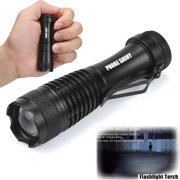 Best Aa Led Flashlights - CREE Q5 AA/14500 3Mode ZOOM LED Super Bright Review