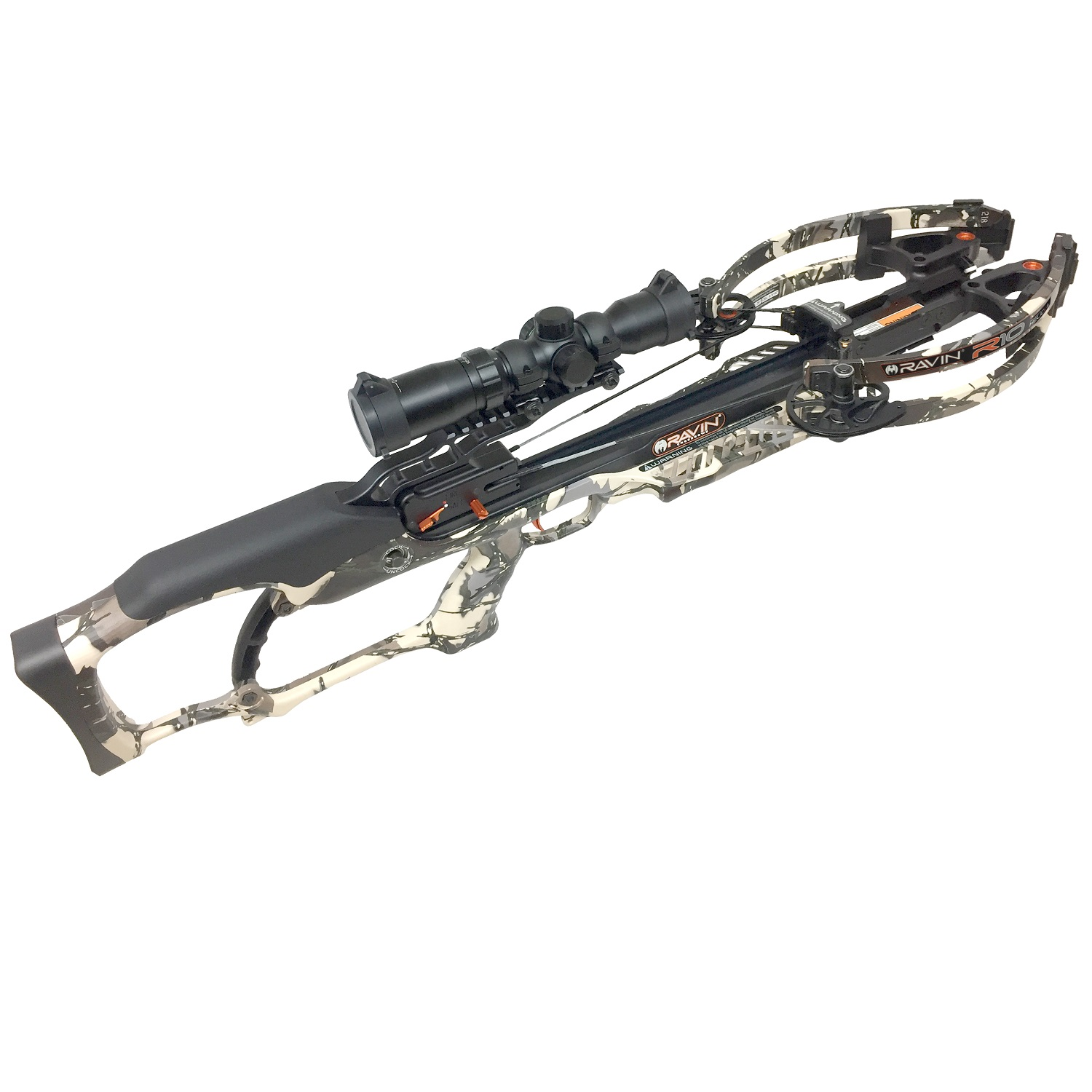 Ravin Predator Crossbow Package R10 with HeliCoil, Camo by Ravin Crossbows