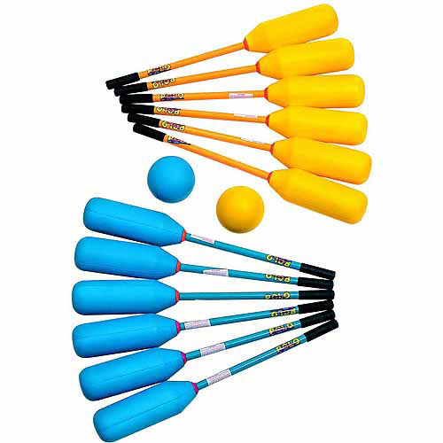 Sportime Super Softouch Polo Set, Set of 12