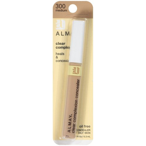 Almay Clear Complexion 300 Medium Concealer .18 Fl Oz