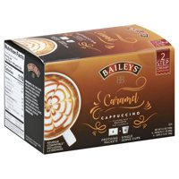 Baileys 302235 Cappuccino Caramel Latte Coffee - Pack of 6