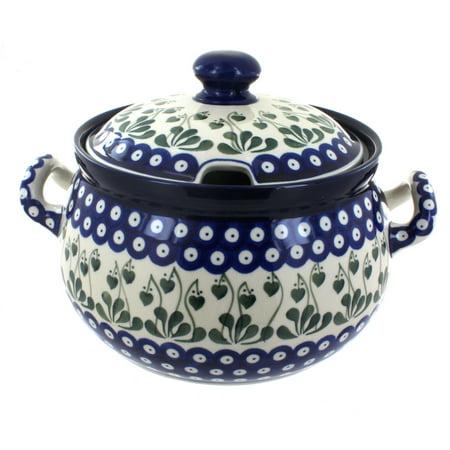 Polish Pottery Soup Tureen (Polish Pottery Alyce Soup)