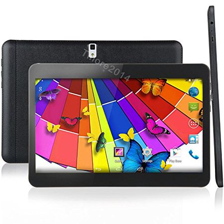 10 1  3G Phablet  Tablet   Phone  32Gb Kitkat 4 4  Quad Core  W  1Gb Ram   Dual Cameras   Bluetooth  Gps  Fm   Pumpkin X