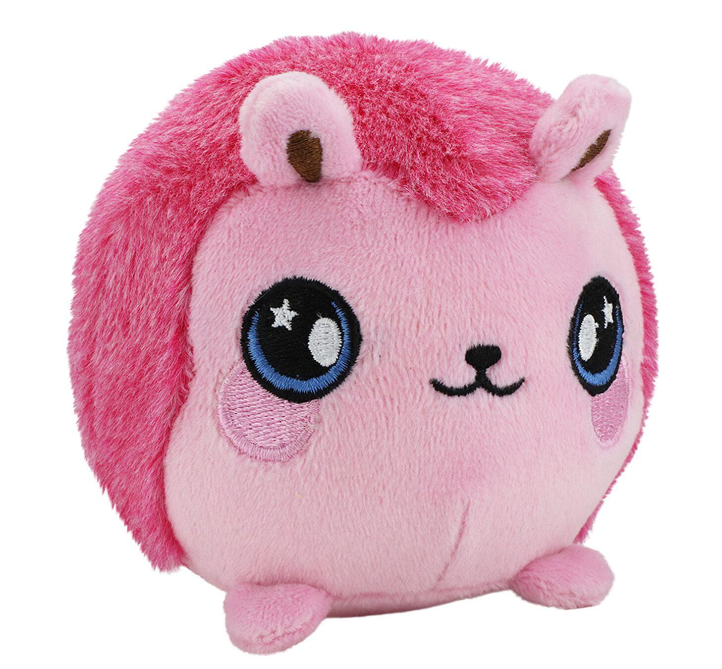 "Squeezamals, Hopey Hedgehog - 3.5"" Super-Squishy Foam Stuffed Animal! Squishy, Squeezable, Cute, Soft, Adorable!"