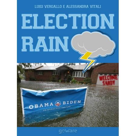 Election Rain. Reportage in foto e musica del passaggio dell'uragano Sandy - eBook (Junior Models Fotos)