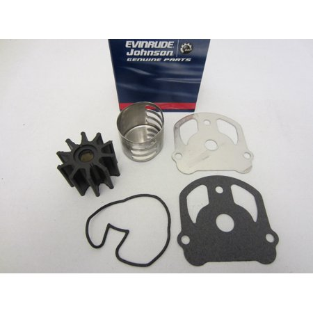 - OMC Cobra Stern Drive OEM Water Pump Impeller & Housing Repair Kit 0984461