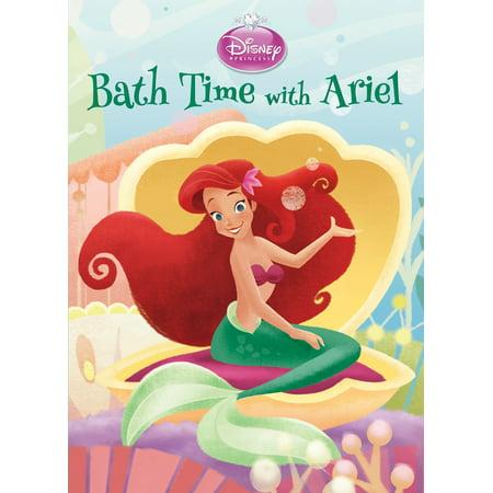 (Bath Time with Ariel (Disney Princess))
