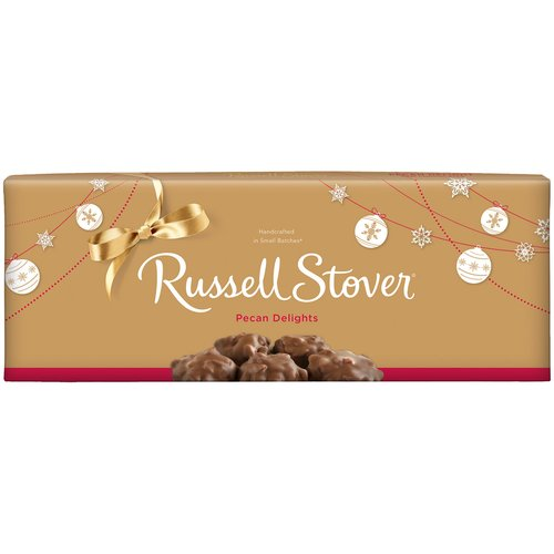 Russell Stover Pecan Delights, 7.6 oz