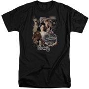 Labyrinth 25 Years Of Magic Mens Big and Tall Shirt