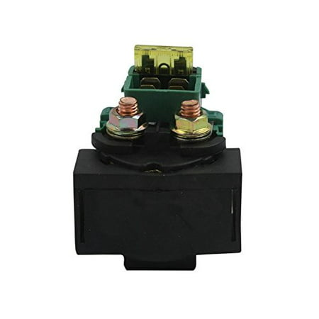 2007 Kawasaki Models (Replacement New Starter Relay Solenoid Switch For KAWASAKI BAYOU KLF220 1988 1989 2000 2001 2002 BAYOU KLF250 2003 2004 2005 2006 2007 2008 2009 2010 )