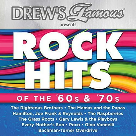 Rock Hits Of The '60s And '70S (CD) (60s 70s Dress Up)