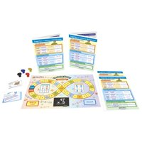Newpath Learning 1571214 Learning Properties of Addition & Multiplication Learning Center Game, Grade 6-9