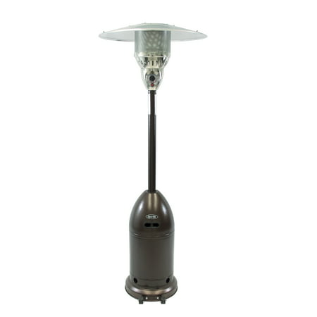 Dyna Glo DGPH201BR 48,000 BTU Premium Hammered Bronze Patio (Best Outdoor Patio Heater)