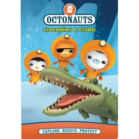 Octonauts: Crocodiles & Crabs! (DVD)