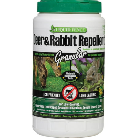 Liquid Fence Deer And Rabbit Repellent Granular 2 Lb