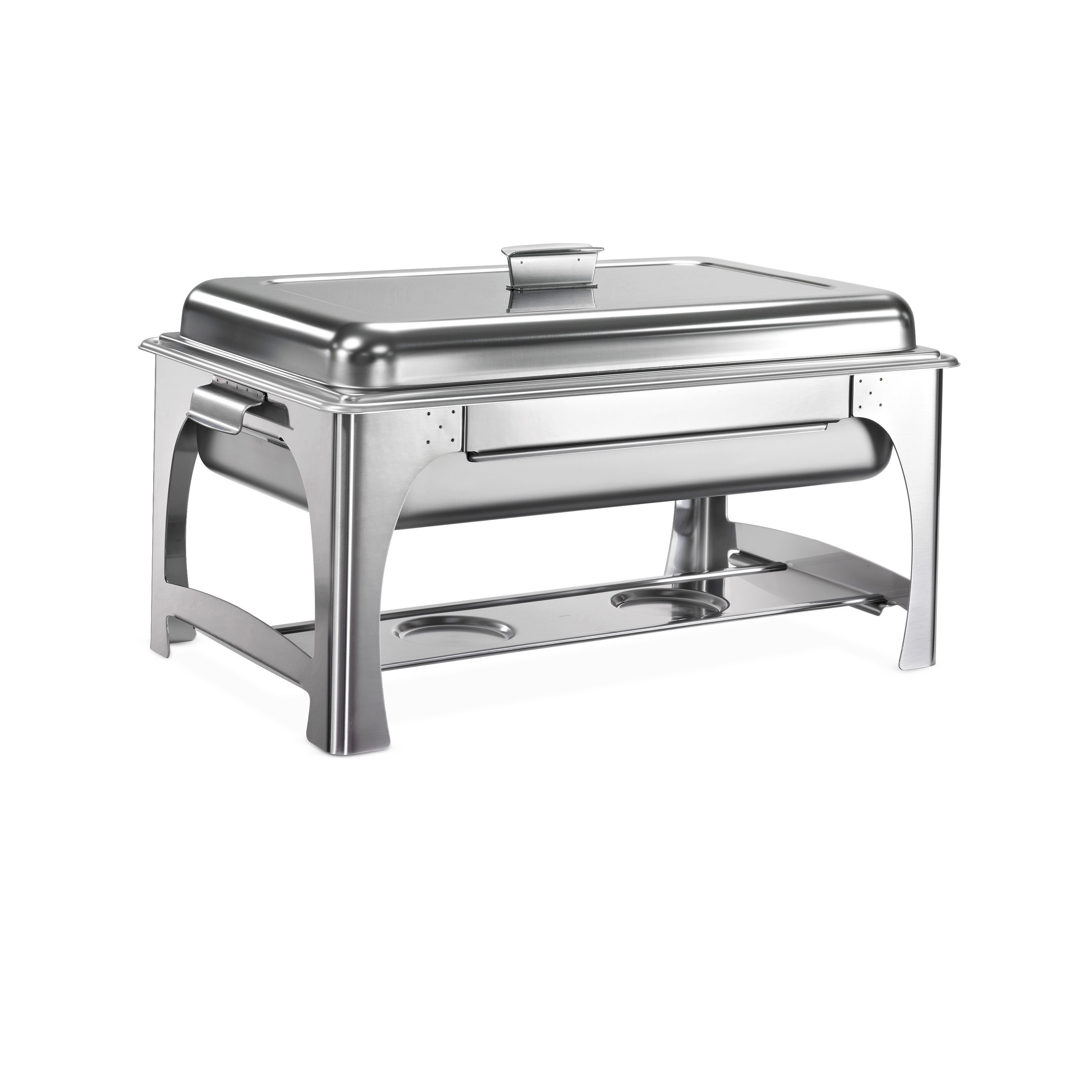Tramontina Pro-Line 9 Qt. Stainless Steel Rectangle Chafing Dish