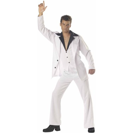 Saturday Night Fever Men's Adult Halloween Costume