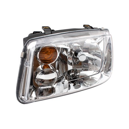 Drivers Halogen Combination Headlight Headlamp Replacement For 02 05 Volkswagen Jetta Vw Generation 4 1j5941017bj