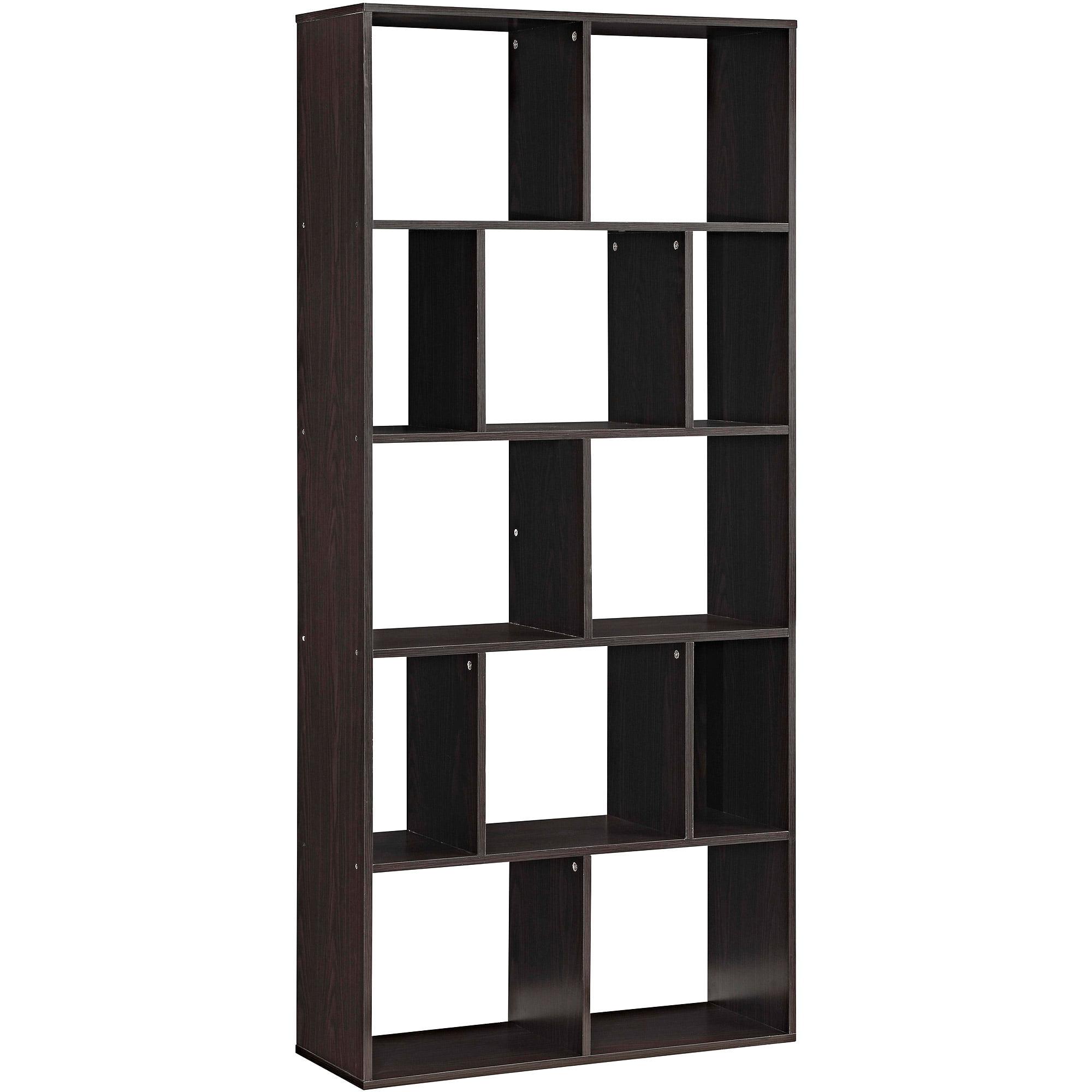 Mainstays Home 12-Shelf Bookcase