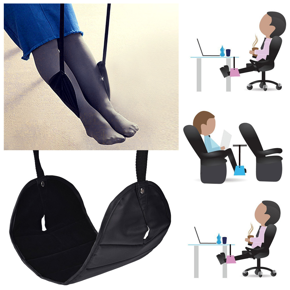 foot rest iclover portable travel footrest flight carryon warm foot rest travel accessories