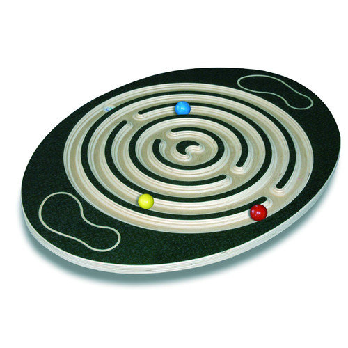 Challenge & Fun Labyrinth Balance Board