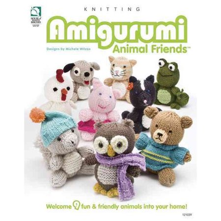 Amigurumi: Animal Friends; Knitting by