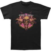 Avenged Sevenfold Men's  Ritual T-shirt Black