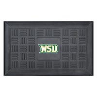 "Wright State Door Mat 19.5""x31.25"""