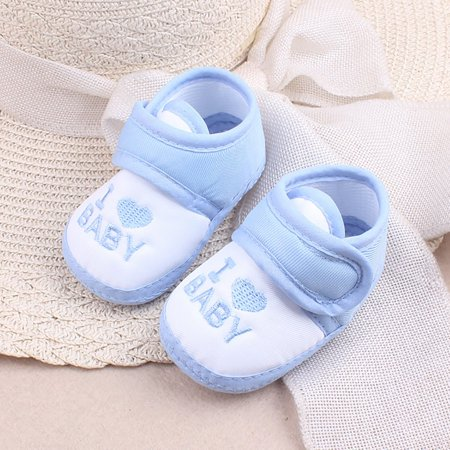 Fashion Flower Baby Shoes Anti-skid Soft Outsole Cute Bowknot Toddlers Shoes - image 1 of 3