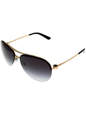 26b6c1df49 Product Image Bvlgari Sunglasses Womens Pink Gold Black Aviator BV6081  376 8G Size  Lens  Bridge