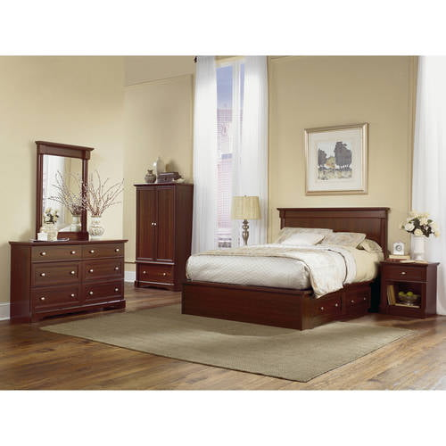 Sauder Palladia Bedroom Furniture Collection