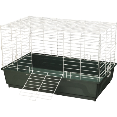 CENTRAL - SUPER PET/PETs INTL MY FIRST HOME LRG GRN CAGE