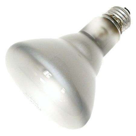 Standard Base Indoor Reflector Floodlight (Sylvania 15365 - 45BR30/DL/FL/RP 120V Reflector Flood Light Bulb)