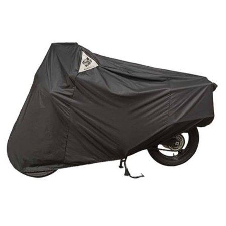 dowco guardian 50005-02 weatherall plus indoor/outdoor waterproof motorcycle cover: black, xx-large Dowco Guardian Weatherall Cover