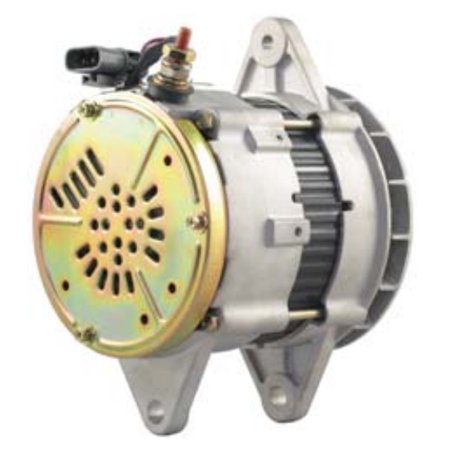 NEW ALTERNATOR FITS NISSAN HEAVY DUTY UD TRUCK 2300DH 2300LP SERIES 23100-Z5677 Heavy Duty Alternator Rotors