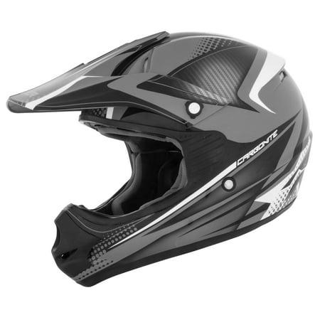 Cyber Face Helmet - Cyber Helmet UX-23 Carbonite Helmet
