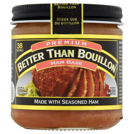 Ham Base, 8 Ounce Better Than Bouillon - Green 8 Ounce Bouillon