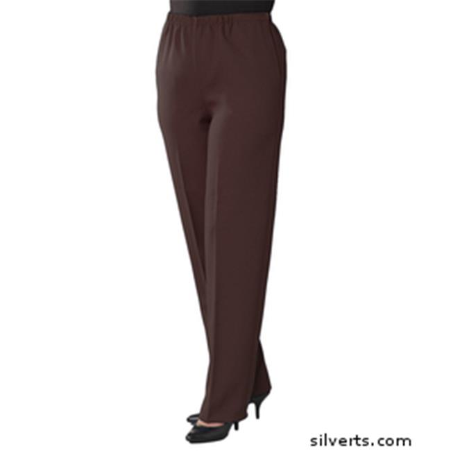 Silverts 230500102 Arthritis Adaptive Pants With Fastener...