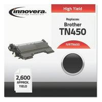 INNOVERA IVRTN450 Toner Cartridge,Blck,Brother,MaxPge 2600