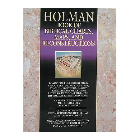 Holman Book of Biblical Charts, Maps, and (Holman Hunt Light Of The World Keble College)