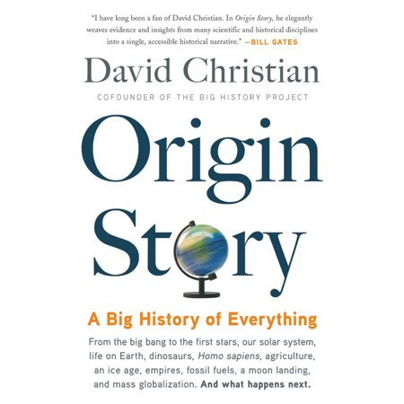 Origin Story : A Big History of Everything](Halloween Origin Story)