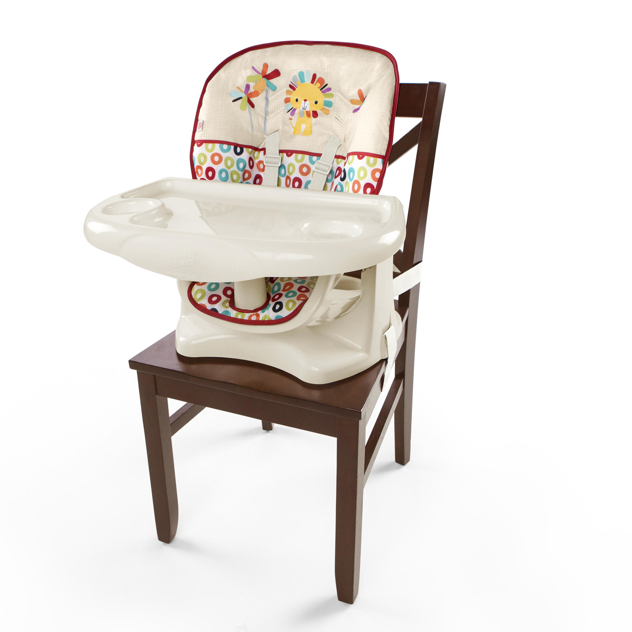 Bright Starts Playful Pinwheels Chair Top High Chair
