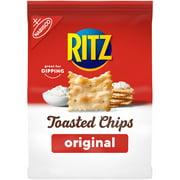 RITZ Original Toasted Chips, 8.1 oz