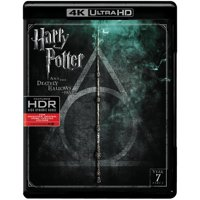 Harry Potter and the Deathly Hallows, Part 2 (4K Ultra HD + Blu-ray)