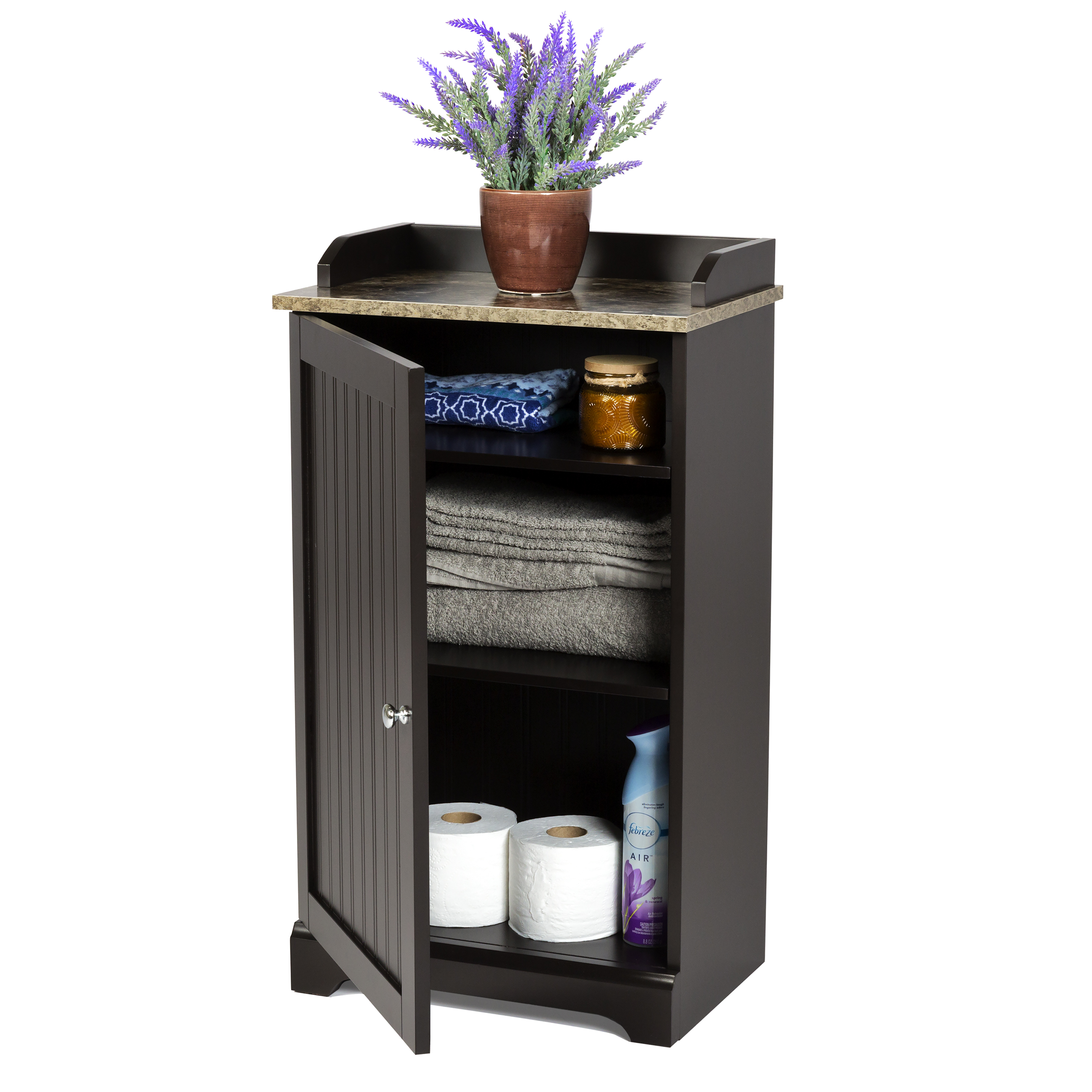 walmart bathroom floor cabinet best choice products bathroom floor storage cabinet w 21343