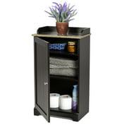 Best Choice Products Modern Contemporary Bathroom Floor Storage Organizer Cabinet W 3 Shelves Versatile