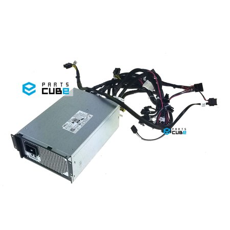 Dell Alienware Area 51 R2 R3 R4 R5 Desktop 1500W Power Supply D1500EF with Cable 800GY