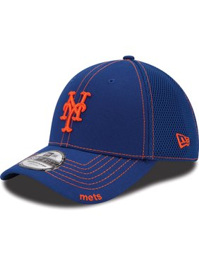 official photos e981e 37987 Product Image New Era New York Mets Royal Blue Neo 39THIRTY Stretch Fit Hat